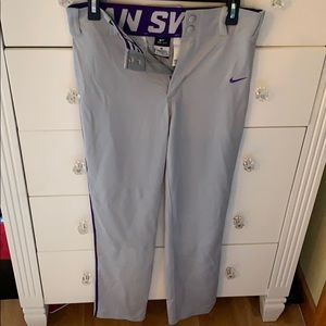 Nike boys baseball pants XL
